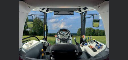 Landini serija 4 traktor kokot agro