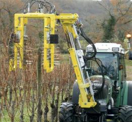Strojevi za zimsku rezidbu (predrezači) Collard
