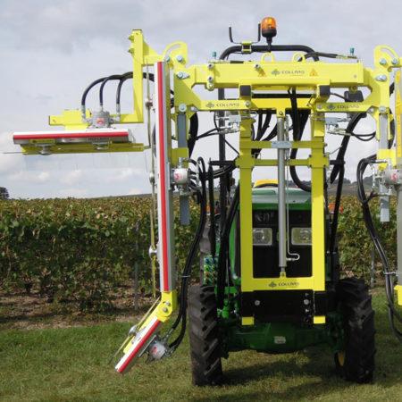 Strojevi za zelenu rezidbu Collard