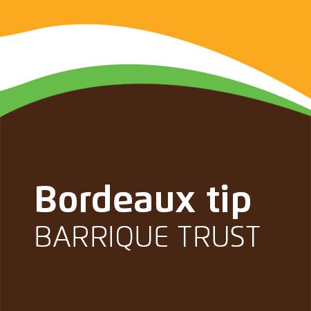 Bordeaux tip barrique bačvi