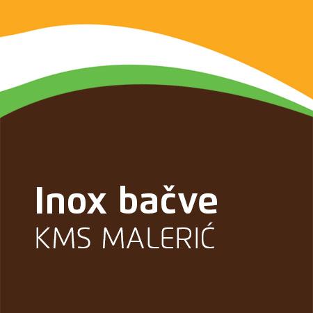 Inox bačve KMS Malerič