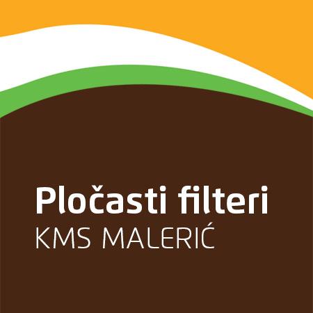 Pločasti filteri KMS Malerič