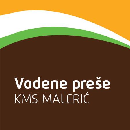 Vodene preše KMS Malerič