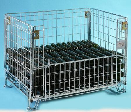Cargo pack palete za skladištenje vina