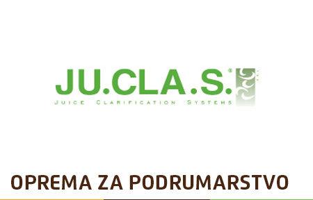 Juclas oprema za podrumarstvo