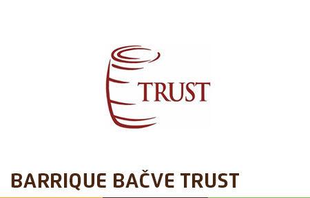Barrique bačve Trust