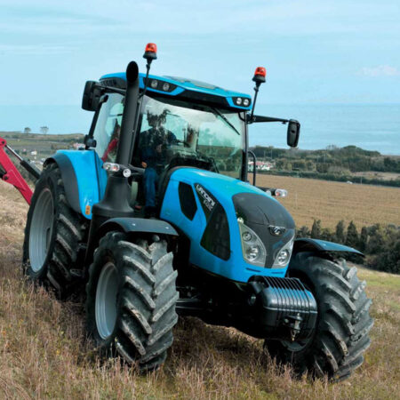 Landini serija 6c v-shift traktor kokot agro