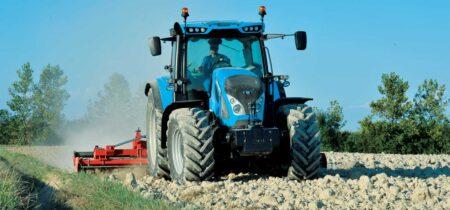Landini serija 7 robo-six traktor kokot agro